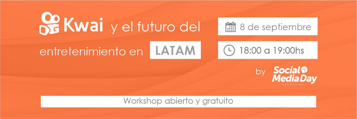 Kwai y el futuro del entretenimiento en LATAM